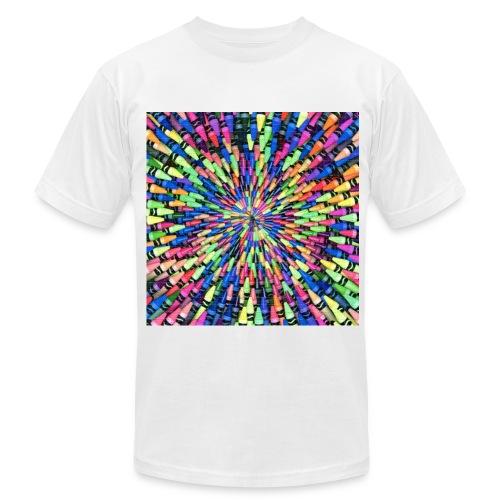 CRAYONS LSD BLOTTER TEE (MENS) - Men's Fine Jersey T-Shirt