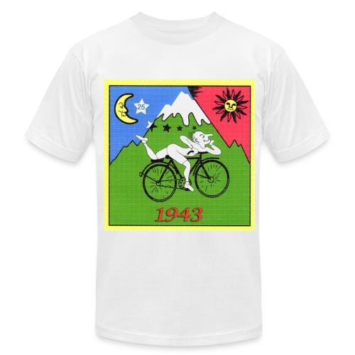 HOFMANN BIKE RIDE LSD BLOTTER ART TEE (MENS) - Men's Fine Jersey T-Shirt