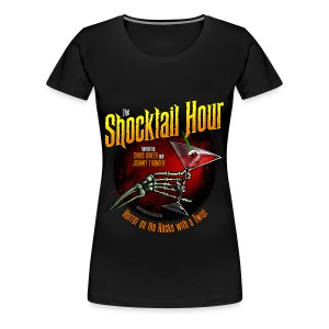 Shocktail Hour Women's Premium T-Shirt - Women's Premium T-Shirt