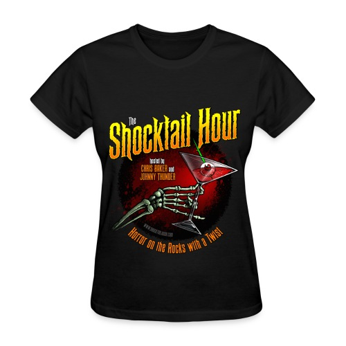 Shocktail Hour Women's T-Shirt - Women's T-Shirt