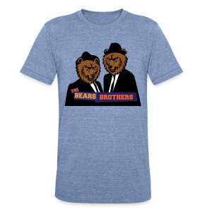 The Bears Brother - Unisex Tri-Blend T-Shirt