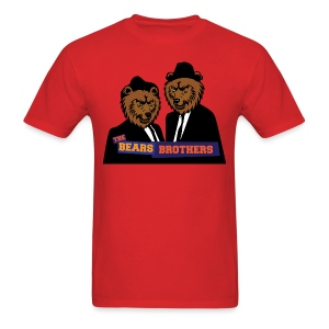 The Bears Brother - Men's T-Shirt