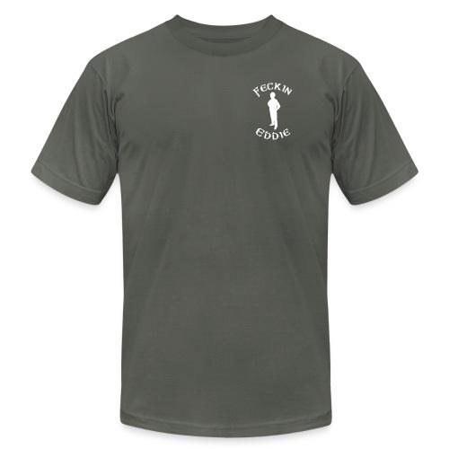Feckin Eddie Slim Fit T - Men's Fine Jersey T-Shirt