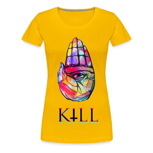 KILLUMINATI Women's Tee - Women's Premium T-Shirt