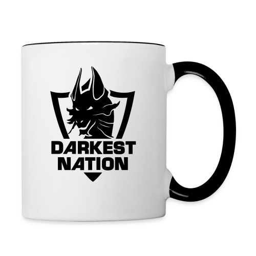 DN Contrast Coffee Mug - Contrast Coffee Mug