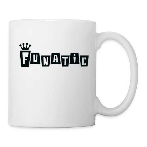 Funko FUNATIC Mug - Coffee/Tea Mug