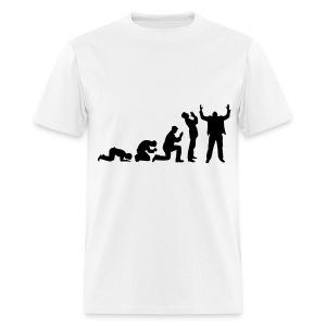 Praising Gog Shirt - Men's T-Shirt
