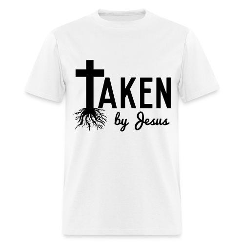 Taken By Jesus - Men's T-Shirt