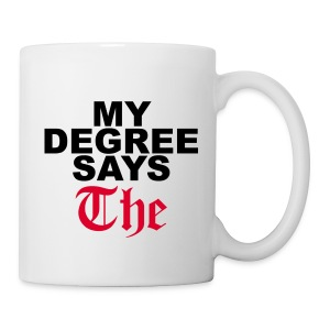 THE Mug - Coffee/Tea Mug