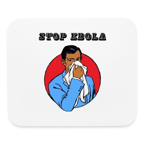 Stop Ebola - Mouse pad Horizontal