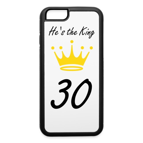 He's the King - iPhone 6/6s Rubber Case