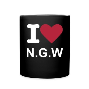 Full Color Mug - Like coffee?like N.G.W?Well let niether get in the way of each other.