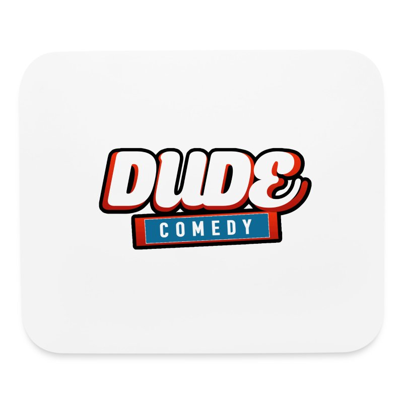 DudeComedy Mouse Pad - Mouse pad Horizontal