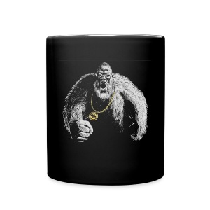 Big Foot Mug - Full Color Mug