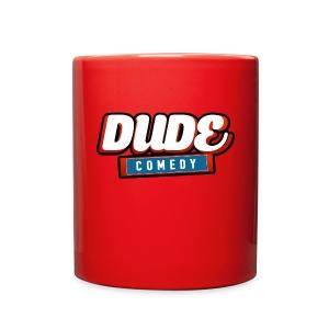 DudeComedy Coffee Cup - Full Color Mug