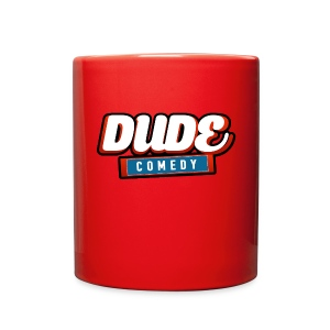 DudeComedy Coffee Cup - Full Color Mug