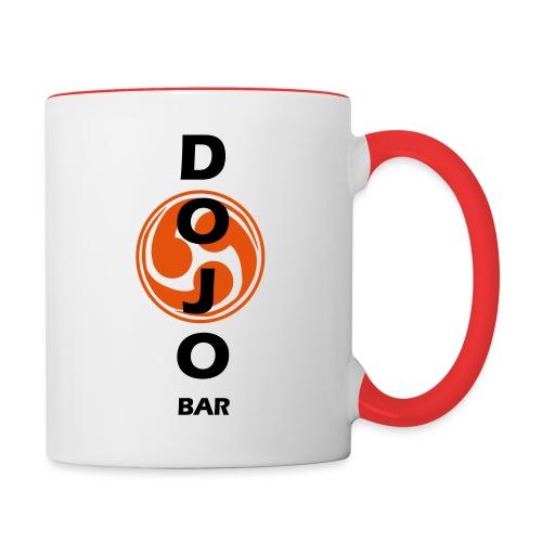 DOJO Bar Mug - Contrast Coffee Mug