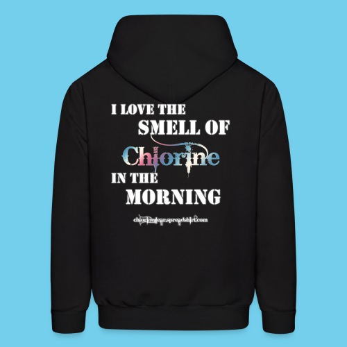 Love the Smell of CL- Men's Hoodie - Men's Hoodie