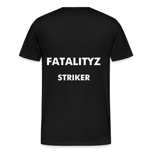 FaTalityz Striker - Men's Premium T-Shirt