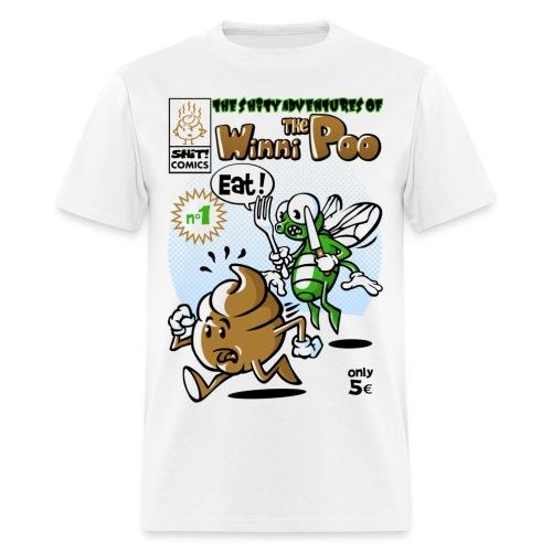 Winni The Poo - Men's T-Shirt