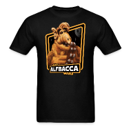 T-Shirts ~ Men's T-Shirt ~ Alfbacca: Cat Wars Tee