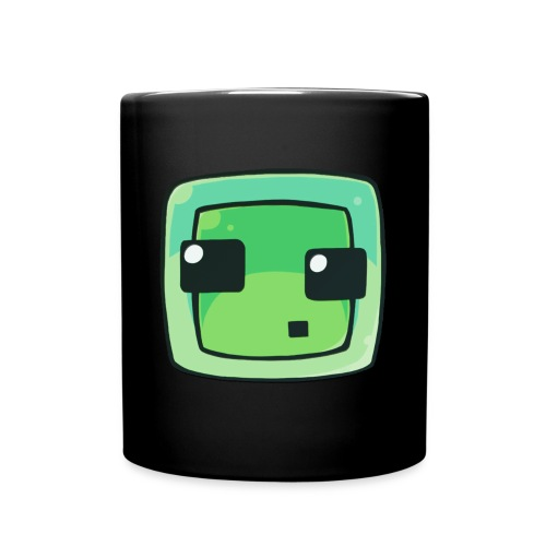 Minecraft Slime Mug - Full Color Mug