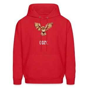 Flight Cozy.  - Men's Hoodie