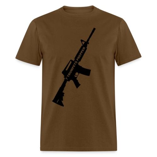7 Trumpets Prepper AR15 (Men's) - Men's T-Shirt