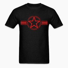 US Army Navy Air-Force St T-Shirts