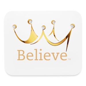 Believee Crown Mouse Pad - Mouse pad Horizontal