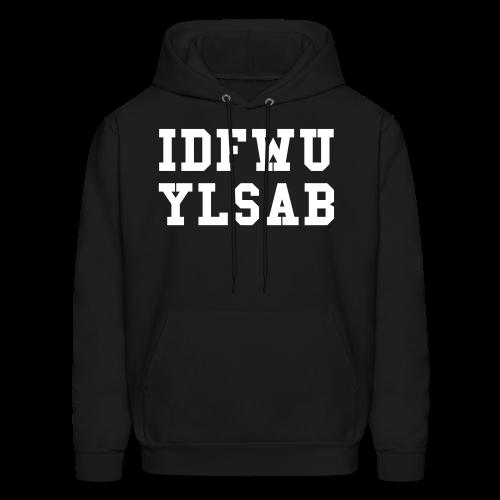 IDFWU YLSAB Hoodie - Men's Hoodie