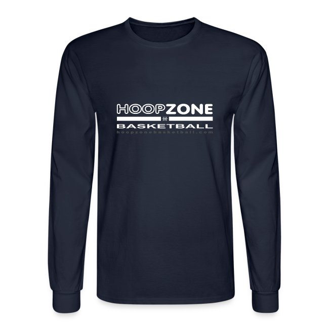 HZ3 long sleeve T w/light art 2 sides