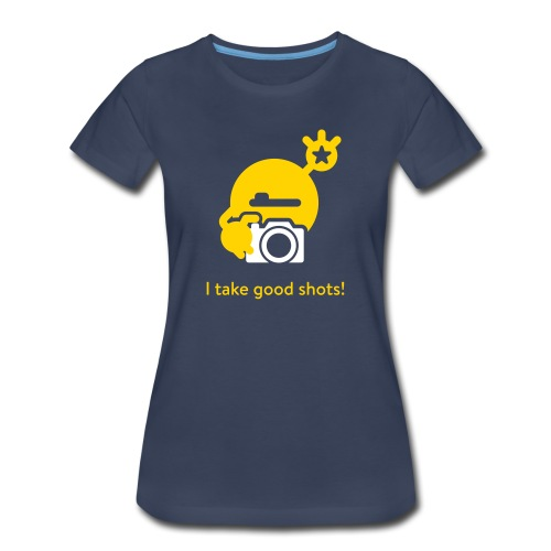 Women's Premium T-Shirt - Let's show the world your special abilities. ;) Want to know more about the monster, have a look at mysugr.com.