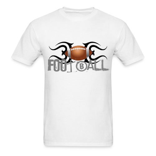 Football Tribal - Men's T-Shirt
