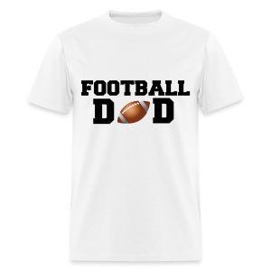 Football Dad - Men's T-Shirt