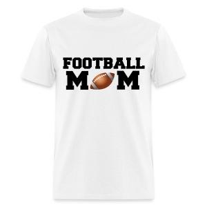 Football Mom - Men's T-Shirt