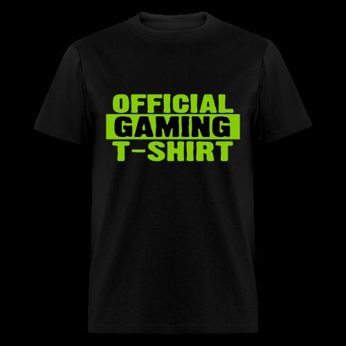 Official Gaming Shirt - Men's T-Shirt