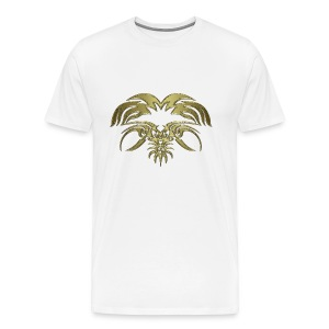 Gold Tribal - Men's Premium T-Shirt