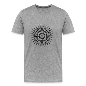 Circles Tribal - Men's Premium T-Shirt