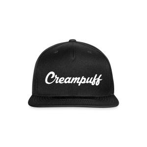 Creampuff Snapback - Snap-back Baseball Cap