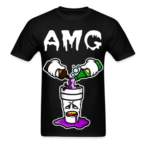 AMG official  Limited  - Men's T-Shirt