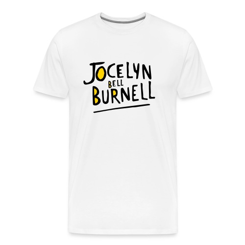 [jocelyn-bell-burnell] - Men's Premium T-Shirt