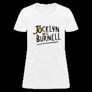 Women's T-Shirts ~ Women's T-Shirt ~ [jocelyn_bell_burnell]