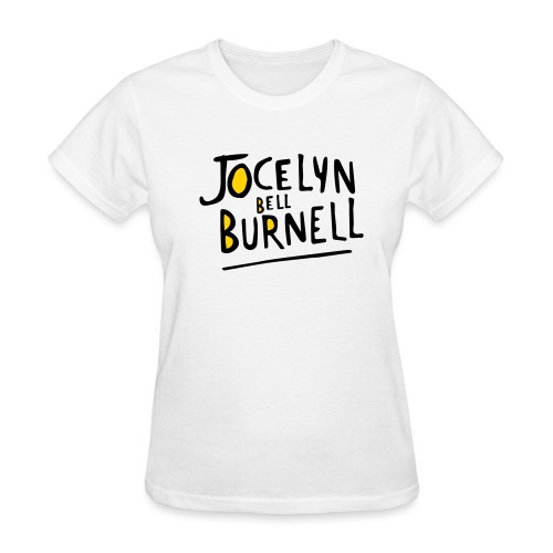 [jocelyn-bell-burnell] - Women's T-Shirt