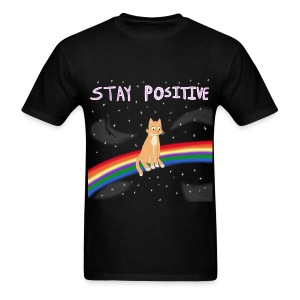 Stay Positive Men's T - Men's T-Shirt