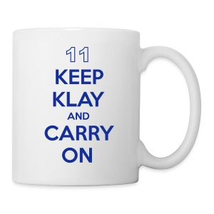 Keep Klay and Carry On Mug - Coffee/Tea Mug