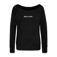 Long Sleeve Shirts ~ Women's Wideneck Sweatshirt ~ Blaze Trails. :: Women's Off Shoulder Sweatshirt