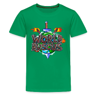 Kids' Shirts ~ Kids' Premium T-Shirt ~ World Buscus