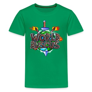 World Buscus  - Kids' Premium T-Shirt