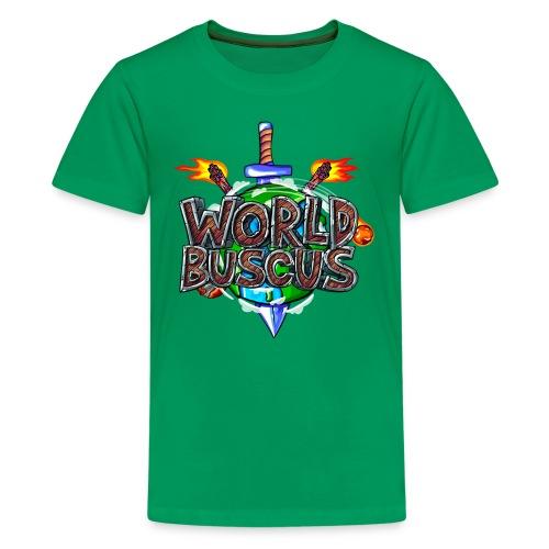 World Buscus  - Kids' Premium T-Shirt